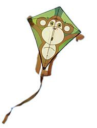 aquiloni Circolare Scimmia Policarbonato Tessuto Creativo Unisex Da 5 a 7 anni Da 8 a 13 anni 14 Anni e oltre