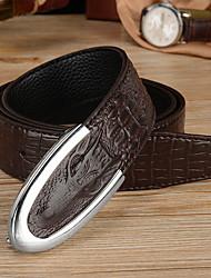 Women's Alloy Waist Belt,Casual Velcro