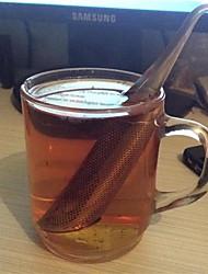 L'attrezzo stupefacente del tè del tubo dell'infusore del tè dell'acciaio inossidabile 1pcs ha toccato il buon attrezzo del tè