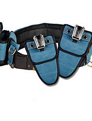 Dslr kamera bel kayışı kayış montaj tutucu tek toka askısı kılıf en iyi satmak spor bel çantaları