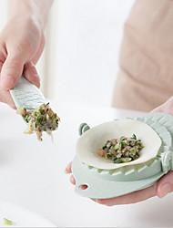 Dumplings Cookware Sets For Cooking Utensils Plastic Eco-Friendly Non-Stick Creative Kitchen Gadget