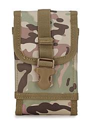 cheap -0-10L L Belt Pouch/Belt Bag Camping & Hiking Waterproof Wearable Nylon