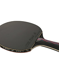 Ping Pang/Table Tennis Rackets Ping Pang Carbon Fiber Long Handle Pimples 3 Table Tennis Balls 1 Table Tennis Bag 1 Racket