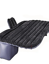 Car Mattress air bed Double(135*80*40cm)Flocking Safety fender with Air Pump Washable For Kids