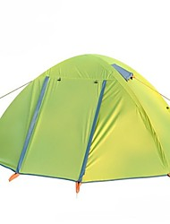 2 Personen Doppel Camping Zelt Einzimmer für Wandern Camping Reisen CM
