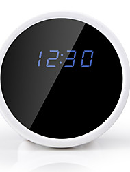 cheap -Mini Camera 1080P Full HD Electronic Clock Voice Wifi Remote Network Video Recorder