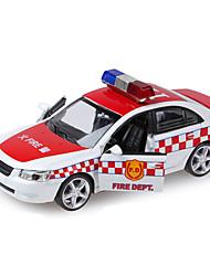 Машинки с инерционным механизмом Игрушечные машинки Полицейская машинка Игрушки Утка Автомобиль Металлический сплав Металл Куски