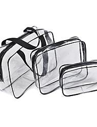 cheap -3PCS Travel Bag Luggage Organizer / Packing OrganizerMoistureproof/Moisture Permeability Waterproof Portable Ultra Light(UL) Travel