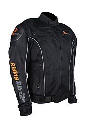economico -RidingTribe Abbigliamento moto Giacca di pelle policarbonato / pelle sintetica / microfibra Per tutte le stagioni Antivento / Traspirante