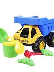 Недорогие -Ролевые игры Игрушки для пляжа Песочные часы Игрушечные машинки Пляжные игрушки Игрушки Оригинальные Веселье Автомобиль Праздник Куски