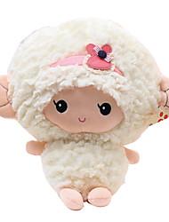 Недорогие -Овечья шерсть Марионетки Кукла для девочек Мягкие и плюшевые игрушки Милый стиль Веселье Девочки Подарок 1pcs
