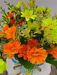 1 the dried flowers cuckoo flowers artificial flowers desktop color random