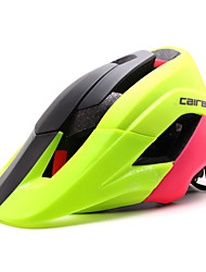 cheap -CAIRBULL Adults Bike Helmet 15 Vents CE / CE EN 1077 Impact Resistant, Light Weight, Adjustable Fit EPS, PC Sports Road Cycling / Recreational Cycling / Cycling / Bike - Red / Green / Blue Men's