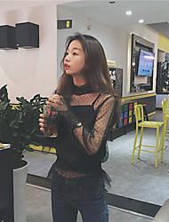 firmare 2017 della molla nuovo punto dell'onda pezzo di garza manicotto del corno coreano wawa shan