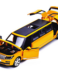 cheap -Toy Cars Model Car Truck Toys Pull Back Vehicles Music & Light Simulation Car Horse Metal Alloy Metal Pieces Kids Unisex Boy's Gift