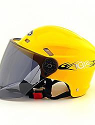 Nuoman 316 capacete da motocicleta capacete do carro elétrico capacete do sol capacete de verão
