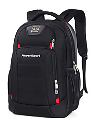 Aspensport Men's Backpack Bag 18 Inch Laptop Notebook Mochila for Men Waterproof BackPack teenage