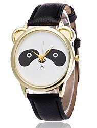 Fashion Lovely Animal Dog Watch Casual Women Wrist Watches Unique Leather Quarzt Watches Watches Relogio Feminino