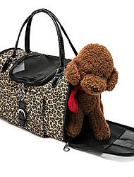 Недорогие -Рюкзак рюкзак леопарда поставки собака портативный кошка и собака пакет мешок из рюкзака