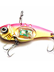 "1 pc Esche rigide Esca metallica Esca Esche rigide Esca metallica Trolling Lure Colori assortiti g/Oncia,80 mm/3-1/4"" pollice,Metallo"