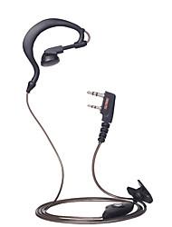 Недорогие -365 аксессуаров растягивающегося типа микрофонный микрофонный динамик универсальные наушники Walkie Talkie