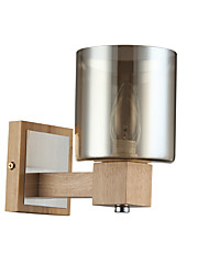 cheap -Glass Wall Lamp Modern/Contemporary Others Feature for Mini StyleAmbient Light Wall Sconces Wall Light