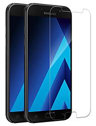 pour Samsung Galaxy a5 (2017) protection d'écran avant en verre trempé 1 pc