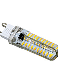 5W G9 G4 G8 E11 GY6.35 LED Bi-pin Lights T 80 SMD 4014 400-500 lm Warm White Cold White 2800-3200/6000-6500 K Dimmable AC110 AC220 V