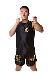 Unisex Shorts Tank Boxing Martial art Comfortable