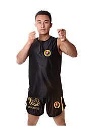 Unisex Pantaloncini /Cosciali Canotte Boxe Arti marziali Comodo