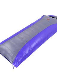 preiswerte -Schlafsack Rechteckiger Schlafsack Einzelbett(150 x 200 cm) 15 T/C BaumwolleX80 Camping warm halten Feuchtigkeitsundurchlässig
