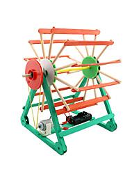Недорогие -Наборы для моделирования Игрушки для изучения и экспериментов Игрушки Цилиндрическая Своими руками Электрический Мальчики Девочки Куски