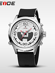 Муж. Спортивные часы Армейские часы Нарядные часы Модные часы Наручные часы электронные часы Японский Кварцевый Цифровой Будильник