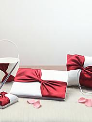 Недорогие -элегантная тема для темы beautifulvegas для Азии с атласной свадебной церемонией