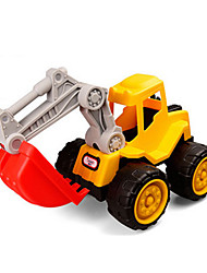 cheap -Toy Cars Pretend Play Construction Tools Construction Vehicle Excavator Toys Excavating Machinery Toys Simulation Extra Large ABS Plastic