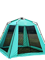 5-8 persons Tent Shelter & Tarp Camping Shelter Screen House Single Camping Tent One Room Automatic Tent Keep Warm Heat Insulation
