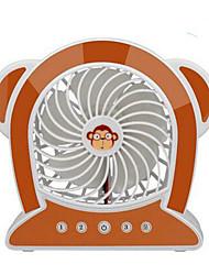 economico -Mini fan mini usb di wg16-m10 del mini del ventilatore del meng mini ventilatore ricaricabile piccolo ventilatore ricaricabile mini