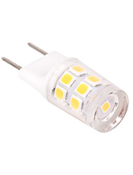 abordables -2W G8 LED à Double Broches T 17 SMD 2835 230-260 lm Blanc Chaud Blanc Froid K Décorative AC 110-130 V