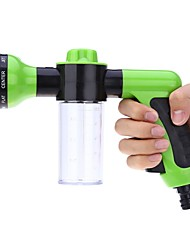 Auto Water Sprayer Car High Pressure Nozzle Spray Gun with Foam Water Garden Washing