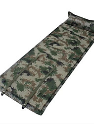 Inflated Mat Sleeping Pad Portable Thick Oxford 185*65*3 Camping Traveling Winter Autumn/Fall Spring Summer