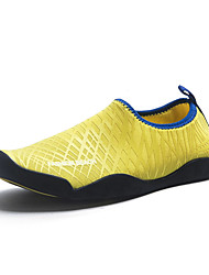 preiswerte -Unisex Sportschuhe Leuchtende Sohlen Neopren Frühling Sommer Outddor Sportlich Wasser-Schuhe Flacher Absatz Gelb Blau Rosa Flach