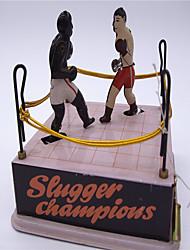 Недорогие -Игрушка с заводом Игрушки Бокс Игрушки Железо Металл 1 Куски Детские Подарок