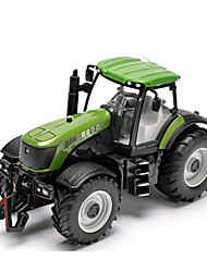 cheap -Toy Cars Toys Pull Back Vehicles Farm Vehicle Tractor Toys Car Metal Alloy Metal Pieces Unisex Boys Gift