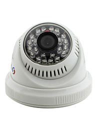 cheap -YanSe® CCTV Home Surveillance IR Cut Dome Security Camera - 24PCS Infrared LEDs