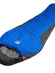 Schlafsack Mumienschlafsack 5°C warm halten Tragbar 210X80 Camping Einzelbett(150 x 200 cm)
