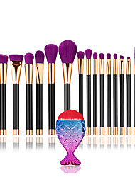 1setEyeliner Brush Eyelash Brush dyeing Brush Eyelash Brush Concealer Brush Powder Brush Foundation Brush Contour Brush Makeup Brush Set