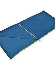 Camping Sleeping Bag Liner Envelope / Rectangular Bag Duck Down 10°C Breathability 180X76 Hiking Camping Single