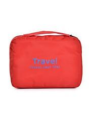 Borsa per cosmetica Organizer per valigia Astuccio per trucchi Trousse da viaggio Borsa da toilette Ompermeabile Portatile Contenitori da