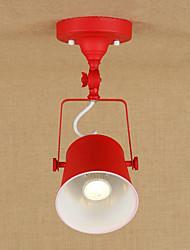 baratos -Montagem do Fluxo Luz Descendente - Estilo Mini, LED, Designers, 110-120V / 220-240V Lâmpada Incluída / 5-10㎡ / E26 / E27