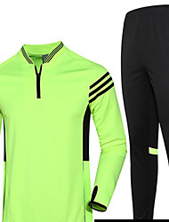 cheap -Children's Soccer Tracksuit Breathable Comfortable Summer Sports Terylene Football/Soccer